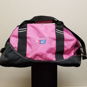OGIO duffel bag half-dome gym bag Pink